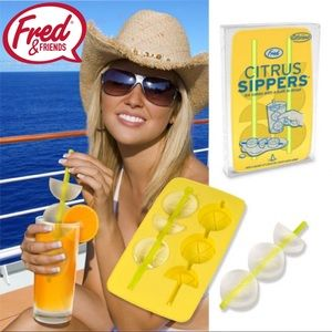 Fred & Friends Citrus Sippers